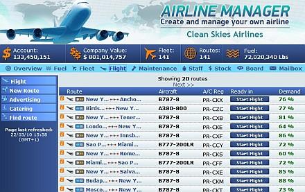 Dica de Jogo: Airline Manager | Flight Life